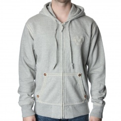 True Religion Stitch Logo Hooded Jumper