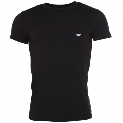 Emporio Armani Stretch Cotton T-Shirt