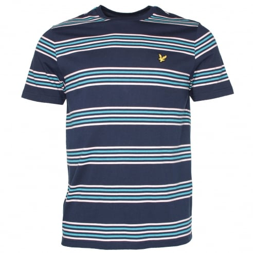 Lyle & Scott Stripe T-Shirt