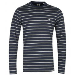 Pretty Green Stripe T-Shirts