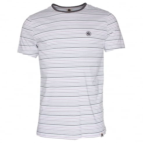 Pretty Green Striped T-Shirt
