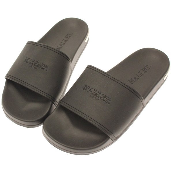 8add7f05208a7a Mallet TE2001 Sliders - Mallet from The Menswear Site UK