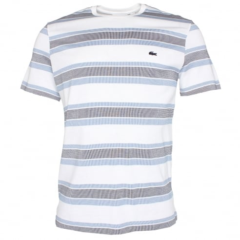 Lacoste TH1932 Stripe T-Shirt