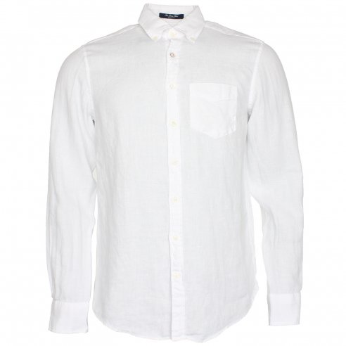 Gant The Linen Long Sleeve Shirt