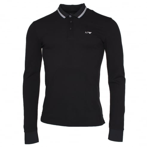 Armani Jeans Tipped Polo