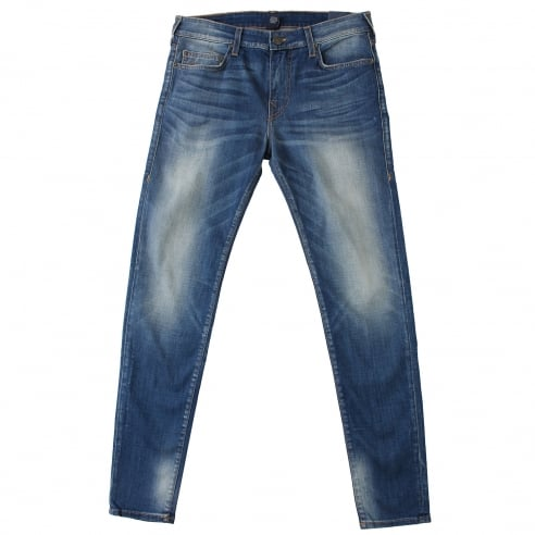 True Religion Tony Midnight Denim Jeans