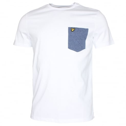 Lyle & Scott TS455V Con Pocket T-Shirt