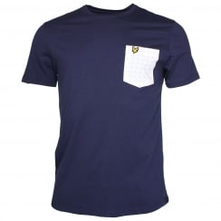 Lyle & Scott TS511V Dot Pocket T-Shirt