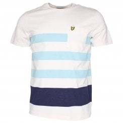 Lyle & Scott TS818V Stripe T-Shirt