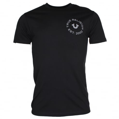 True Religion Uk Crafted With Pride T-shirt