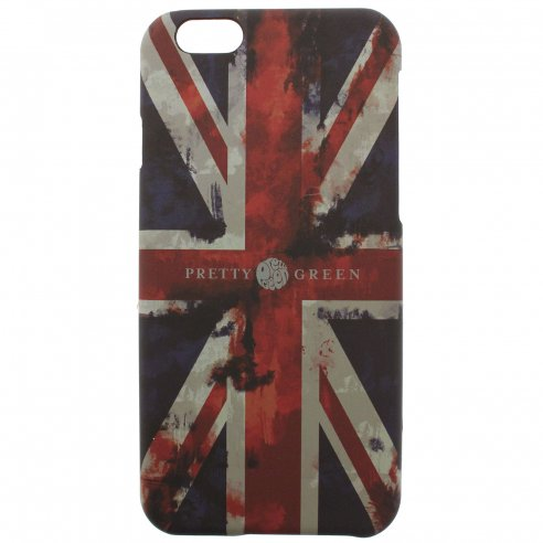 huge discount 3cef7 aeed1 Pretty Green Union Jack Iphone 6 Case