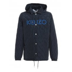 Kenzo World Reversible Parka Jacket