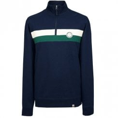 Pretty Green Zip Over Sweaters