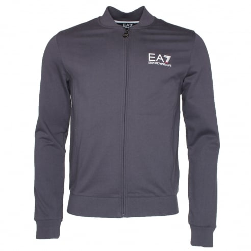 EA7 Zip Sweater