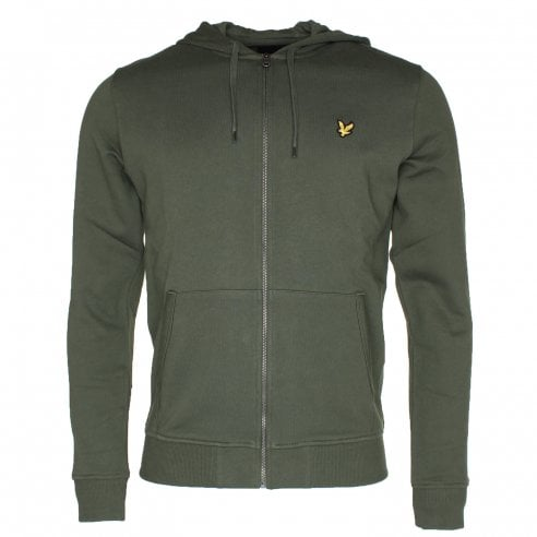 Lyle & Scott Zip Through Jacket