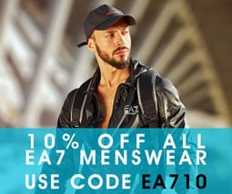 10% Off All EA7 Menswear
